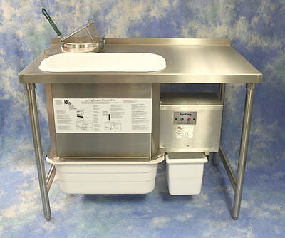 Breading Table - Ayrking USA Made Genuine Not A copy ( 0800 458 1920 )