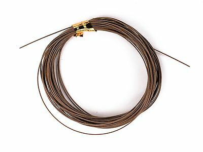 AW49 - Leader Wire - 40lb - Partridge Hooks