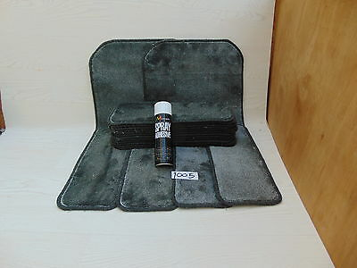 Stair pads / treads 16 off and 2 Big Mats with a FREE can of SPRAY GLUE 1005-2