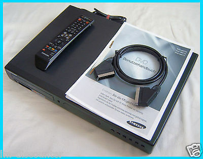SAMSUNG DVD-HR770 DivX/Xvid/MPEG DVD/HDD-RECORDER  *160 GB = 265 STD* TIMESHIFT