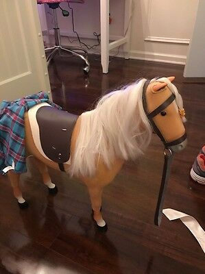 American Girl Doll  Horse - Filly