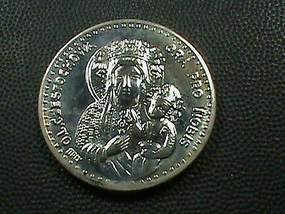 Vatican    Brilliant  Uncirculated  ,  From  Mint  Set ,  Silver  Medal  ,  # 1