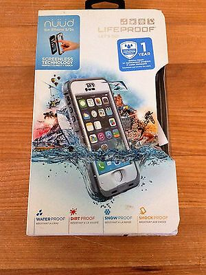 new arrival 5e333 6f589 LIFEPROOF CASE BOX for Apple iPhone 5,5S Empty, Packing, Jack, EUC