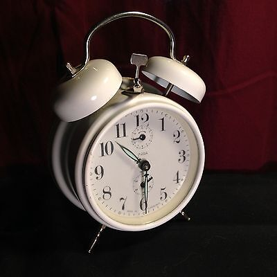 INSA Yugoslavia Wind-Up Alarm Clock