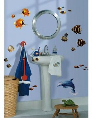 RoomMates - Under The Sea Peel and Stick Wall Decals