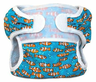 Bummis Swimmi Cloth Diapers Clown Fish Medium (15-22 lbs) Medium (15-22 lbs)