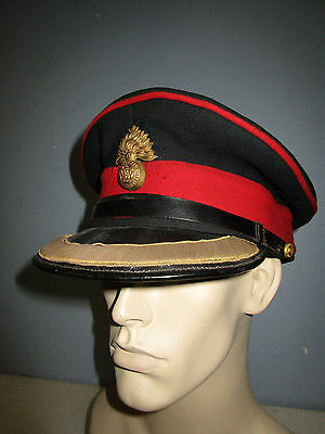Wwii Australia Military Forces Army Officer Dress Hat