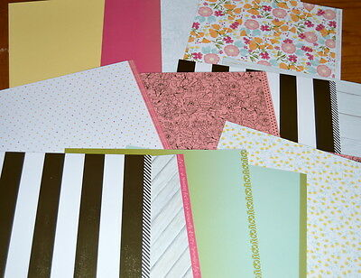 Close to My Heart Exclusive Paper Packs - multiple choices