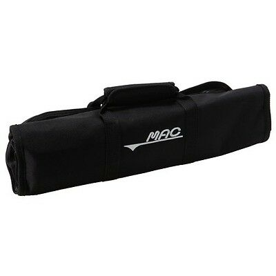 MAC Kitchen Chef's Knife Roll Bag KR-108 Black JAPAN