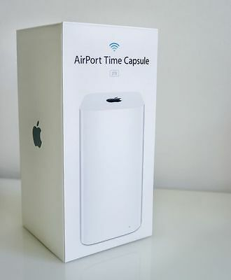 Apple Airport Time Capsule 2TB 802.11 AC Modello A1470 NAS ME182Z/A  ❗