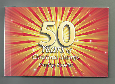 AUSTRALIA 2007 Prestige Booklet - 50 Yrs CHRISTMAS STAMPS - Complete  RRP $10.95