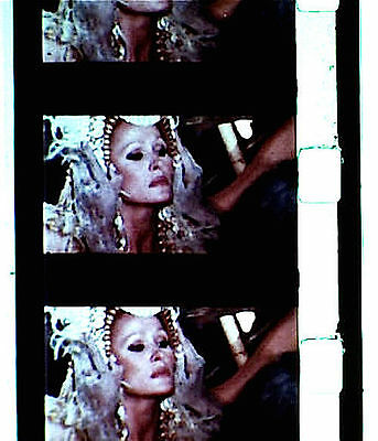 SUPER 8mm Film - THE MOUNTAIN OF THE CANNIBAL GOD  - 1000FT - GERMAN SOUND