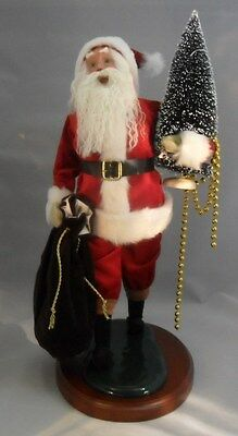 Byers' Choice New 2013 Never Displayed Traditional Red Velvet Santa #SANT