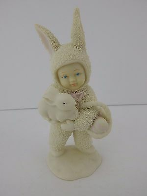 Dept 56 Springtime Stories Snowbunnies I'll Love You Forever? Retired
