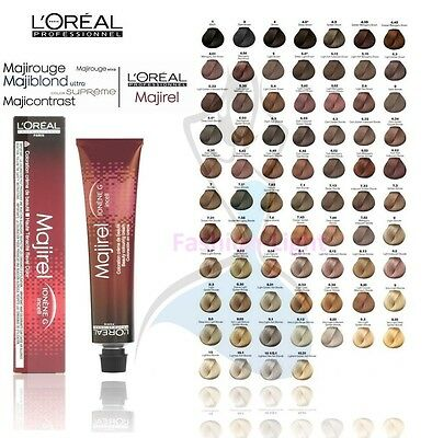 loreal  Majirel MajiRouge Blonde Hair Dye Colour 50ml