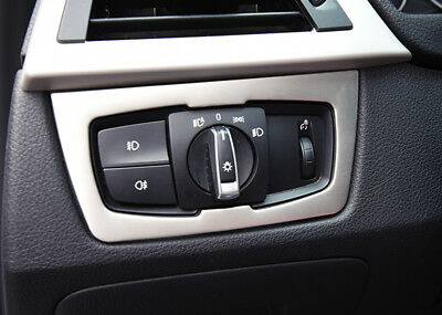 For Bmw 3 Series F30 2012 2016 Abs Interior Headlight Switch Button