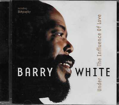 Barry White ‎– Under The Influence Of Love CD