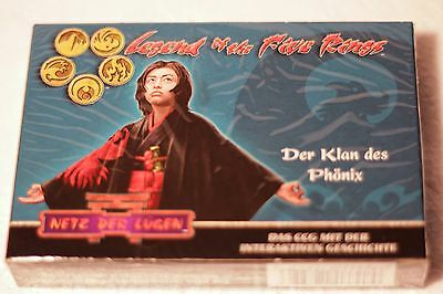 Legend of the Five Rings CCG/TCG – Netz der Lügen (Web of Lies) Starter: Phönix