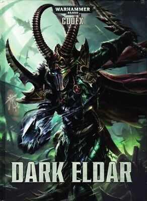 Dark Eldar Codex (Deutsch) Games Workshop Warhammer 40.000 40k GW