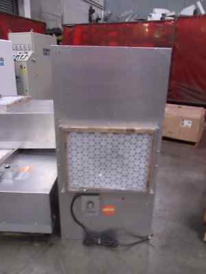 Liberty Stainless Steel Clean Room Fan Filter Unit - Model MAX8000EQ-VSC