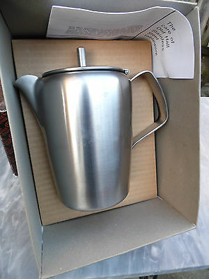 Vintage Old Hall LICHFIELD Hot Water Jug - Brand New and Unused in Box