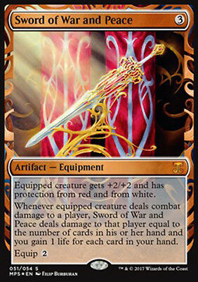 PREORDER Magic the Gathering Sword of War and Peace - Masterpiece Aether Revolt