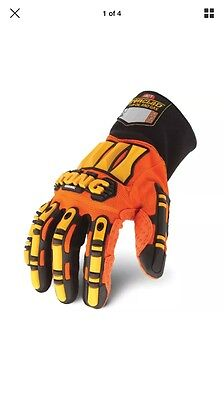 Kong Impact Gloves Extra Large