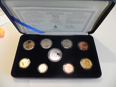 KMS Finnland 2002 PP,  Suomi Finland  Coin Set 2002,