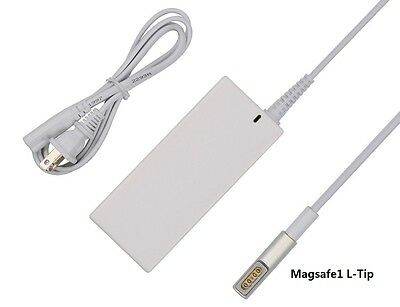 "45W L-tip Power AC Adapter Charger for Apple 11""  Macbook Air A1237 A1304  A1374"
