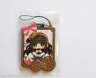 Code Realize  rubber strap   Cardia    from JAPAN new