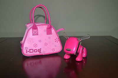 Pink iDog with matching Carry Case