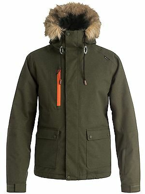 Chaqueta snow Quiksilver Selector Plus Forest Night