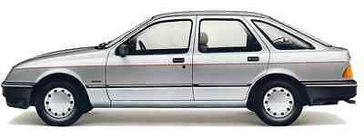Manuale Officina Ford Sierra My 1982 - 1993 Workshop Manual Service Cd E-Mail