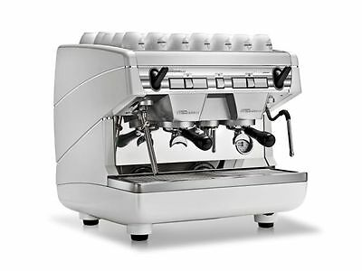 Simonelli Appia II 2-group Semi-Automatic Compact Espresso Machine