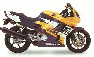 Manuale Officina Honda Cbr 600 F3 My 1995-1996 Worshop Manual Service Cd E-Mail
