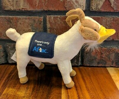 Aflac Goat Duck