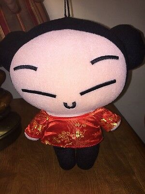 "PUCCA Japanese Anime Plush Doll Toy Approx 12"" Japan"