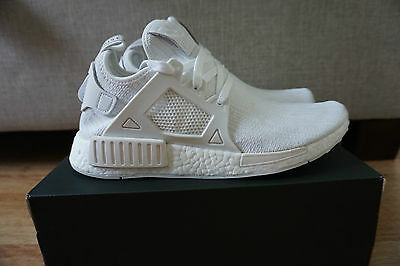 adidas NMD XR1 Triple White Unboxing