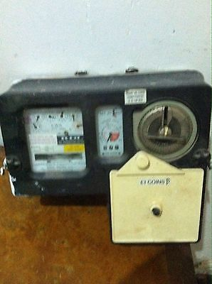 Electric Coin Metre - Several Different Types Available