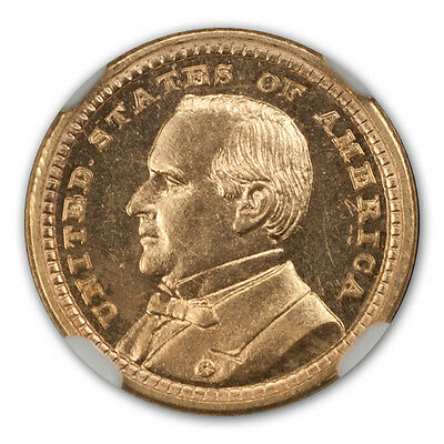 MCKINLEY 1903 Gold Commemorative G$1 NGC MS65PL