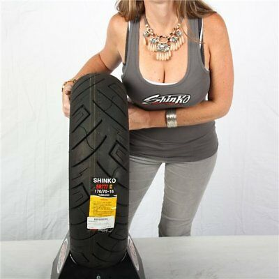 170/70-16 4 Ply Shinko 777 Rear Tire