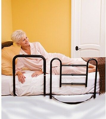 Carex Easy-Up Bed Rail