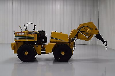 1997 Vermeer LM25 Vibratory Drop Plow Ditch Witch 410SX 298 Hours