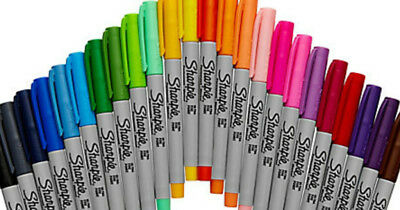 Sharpie Permanent Pen Marker Markers Many Varieties Sold Separately--Free Ship