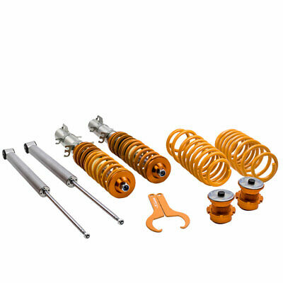 Shocks Absorber for VW Volkswagen Golf Mk4 Bora 1J Coilover Coil Strut Kit