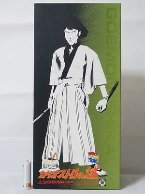 Goemon Ishikawa Figure Lupin the Third Castle of Cagliostro MEDICOM TOY Doll