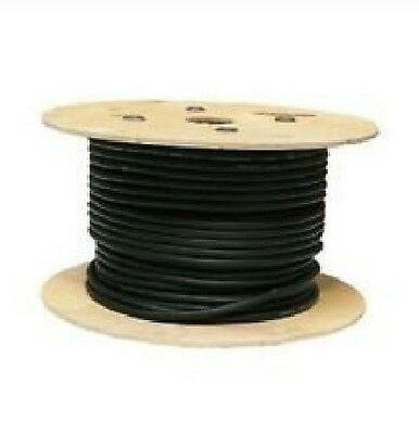 Tri-rated Panel & Conduit Cable 16mm² 6AWG 100Amp 600V Black