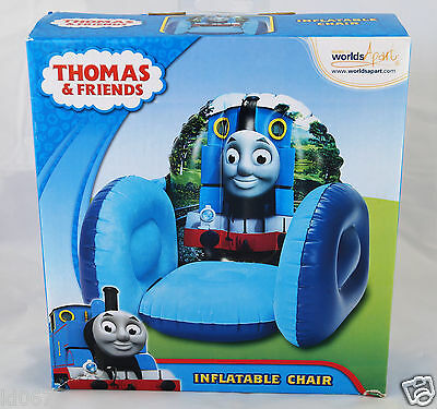 Thomas The Tank Engine Inflatable Childs Chair 18 months+  Weight to 25kg