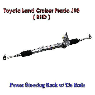 Fix Toyota Power Steering Rack Land Cruiser Prado 90 & 95 Series Rhs
