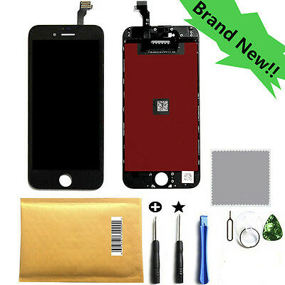Black LCD Display+Touch Screen Digitizer Assembly Replacement For iPhone 6 BB